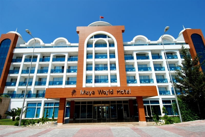 Мая мир Сиде отеля Трансфер из аэропорта Цены